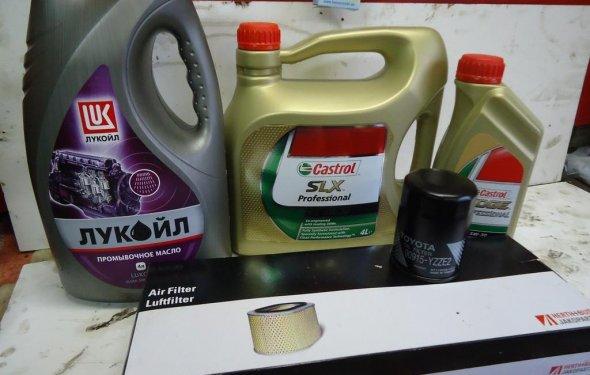 Какое масло заливать в Приору