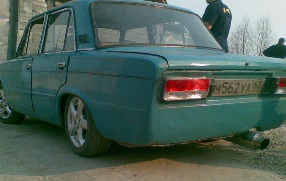 Lada 2106 СLASSIK Hа Выходной