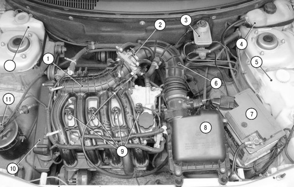 Общие сведения об автомобилях