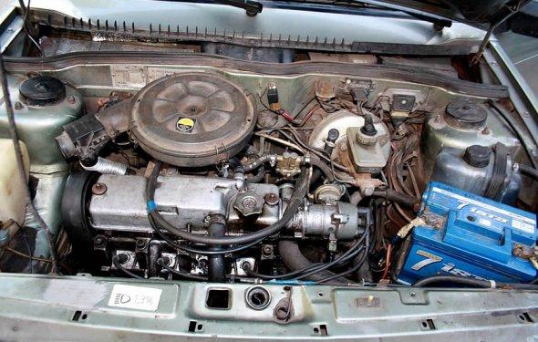 Двигатель ВАЗ 21099 сложно