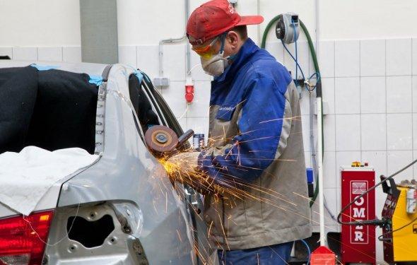 Реставрация авто своими руками
