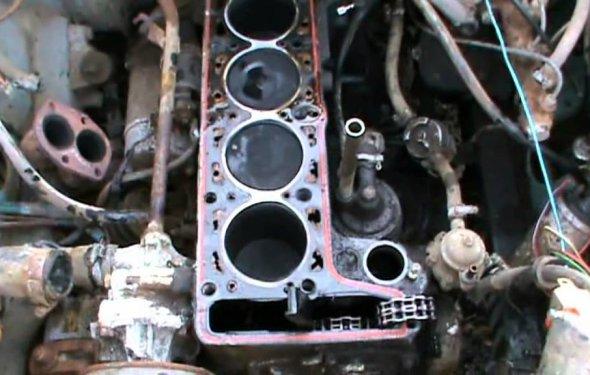 То двигателя ваз 21011